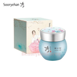 SOORYEHAN Hyobidam Moisture Multi Cream 150ml [Water Flower Edition]